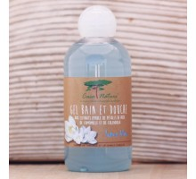Gel bain douche lotus bleu 250 ml