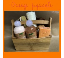 COFFRET ORANGE PIQUANTE