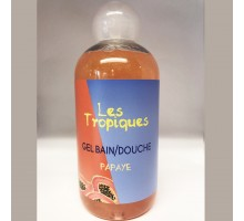 Gel Bain Douche Papaye